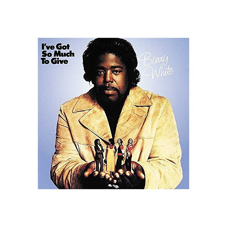 AllianceBarry White - I've Got So Much To Give