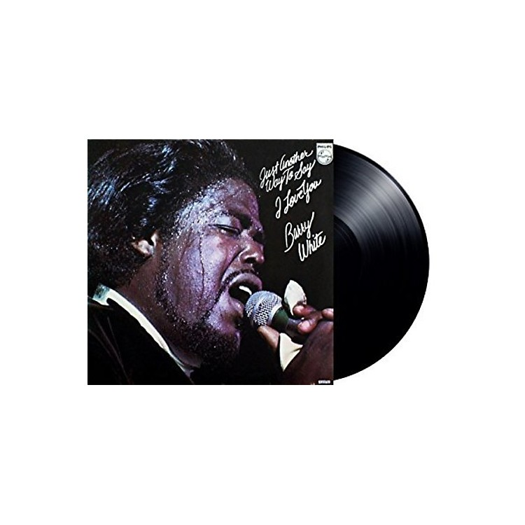 AllianceBarry White - Just Another Way To Say I Love You