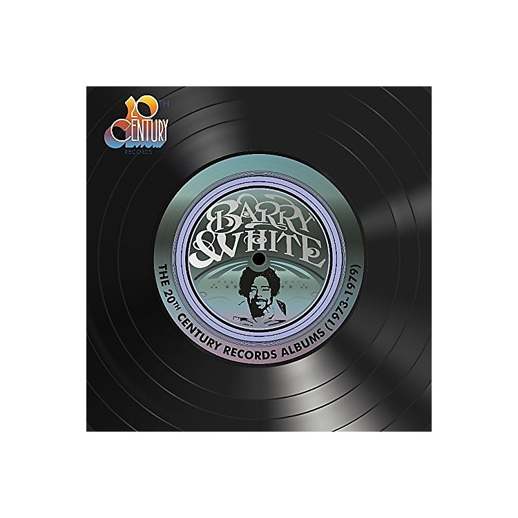 AllianceBarry White - The 20th Century Records Albums (1973-1979)