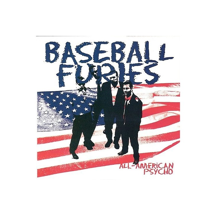 Alliance Baseball Furies - All American Psycho