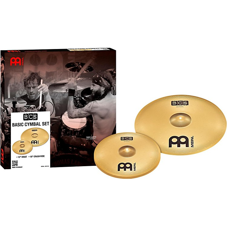 meinl basic cymbal set music123. Black Bedroom Furniture Sets. Home Design Ideas