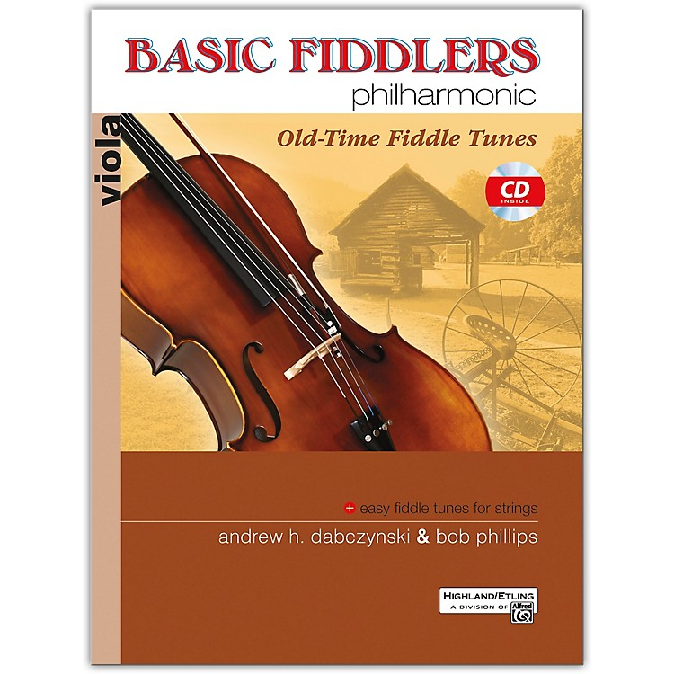 AlfredBasic Fiddlers Philharmonic: Old Time Fiddle Tunes Viola