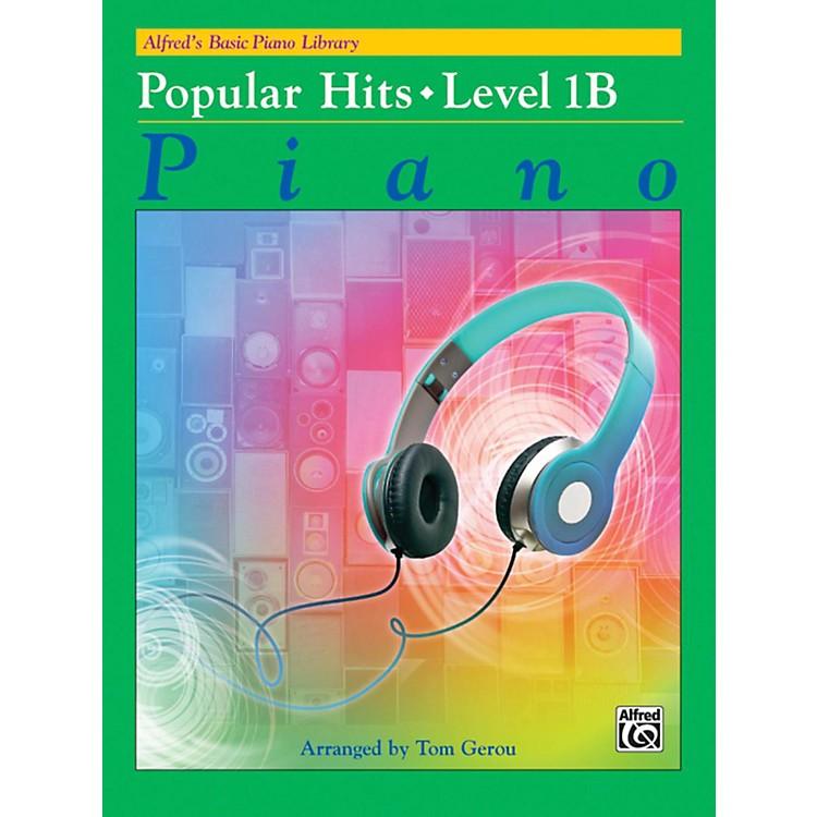 AlfredBasic Piano Library: Popular Hits Level 1B