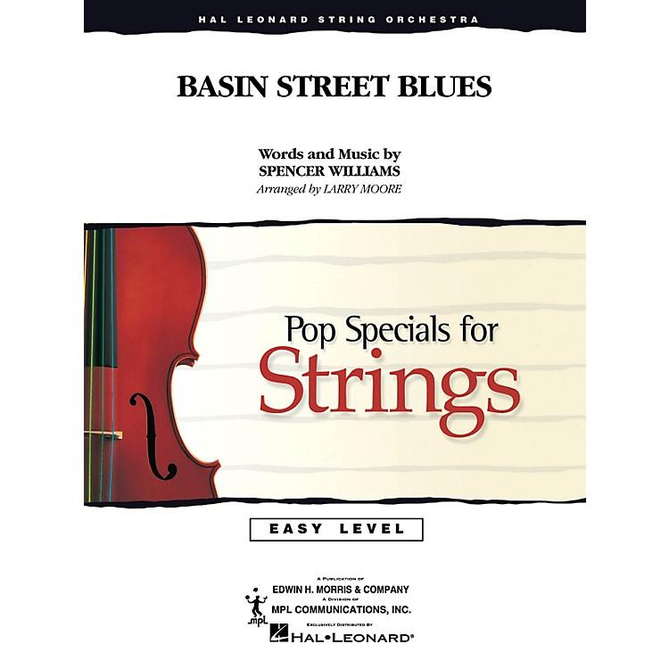 Hal LeonardBasin Street Blues Easy Pop Specials For Strings Series Arranged by Larry Moore