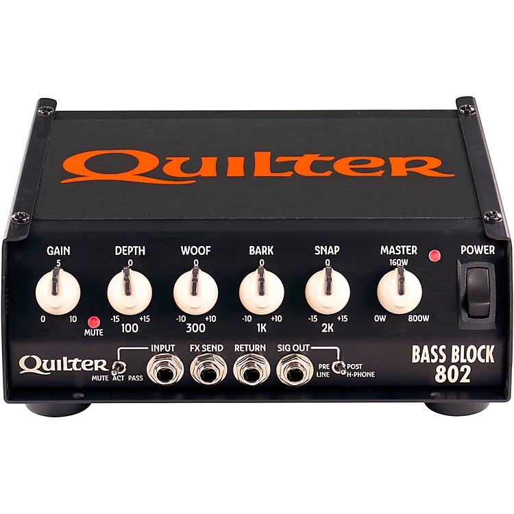 Quilter LabsBass Block 802 800W Bass Amp Head
