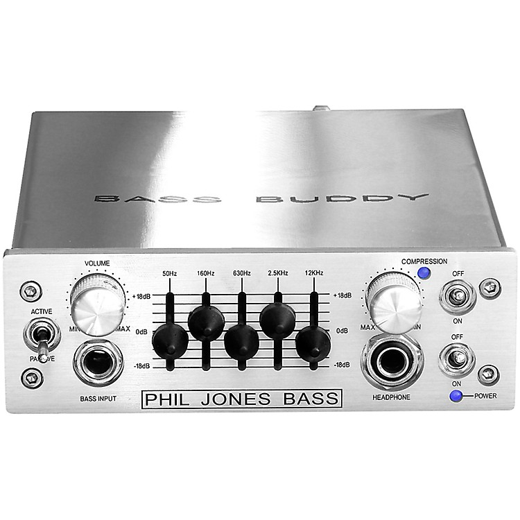 Phil Jones Bass Bass Buddy Multi-Function Preamp