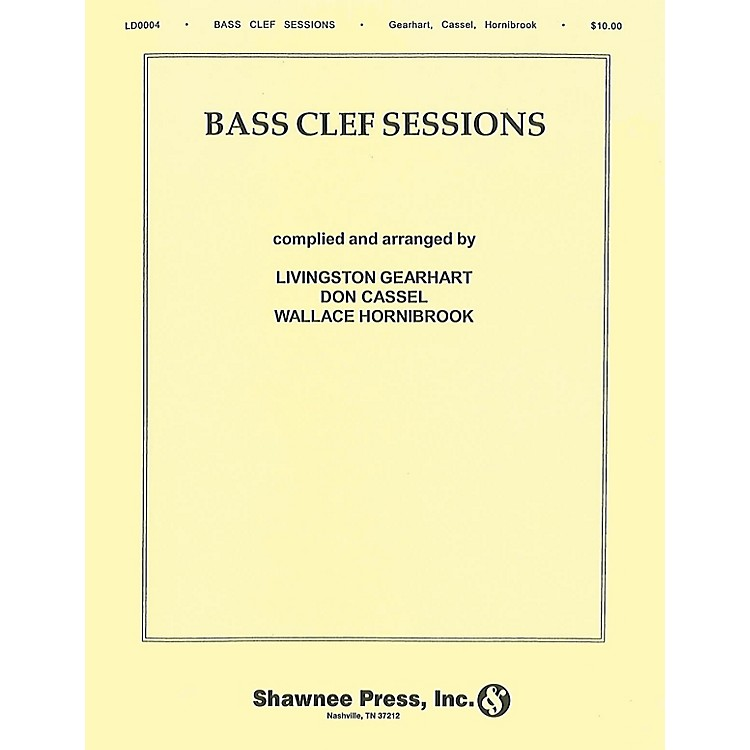 Hal LeonardBass Clef Sessions (Compatible B C Instruments) Bass Clef Instrument Bass