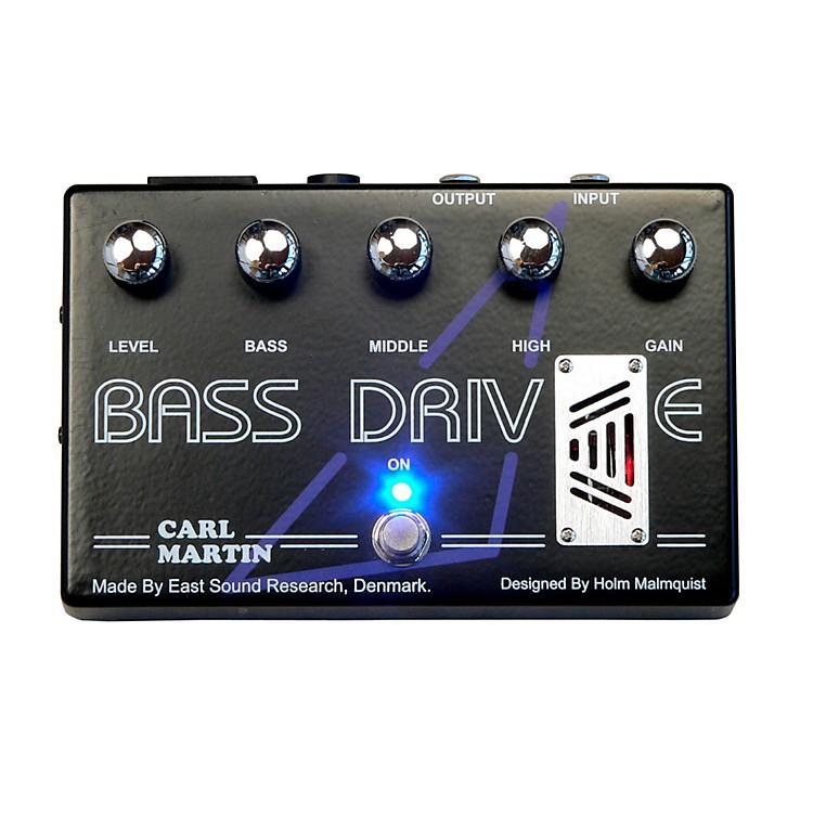Carl MartinBass Drive Tube Pre Amp Bass Effects Pedal