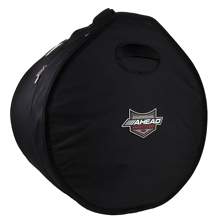 Ahead Armor CasesBass Drum Case with Legs14 x 18