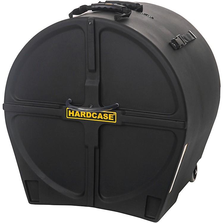 HARDCASEBass Drum Case with Wheels20 in.