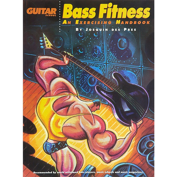 Hal LeonardBass Fitness - An Exercising Handbook Book
