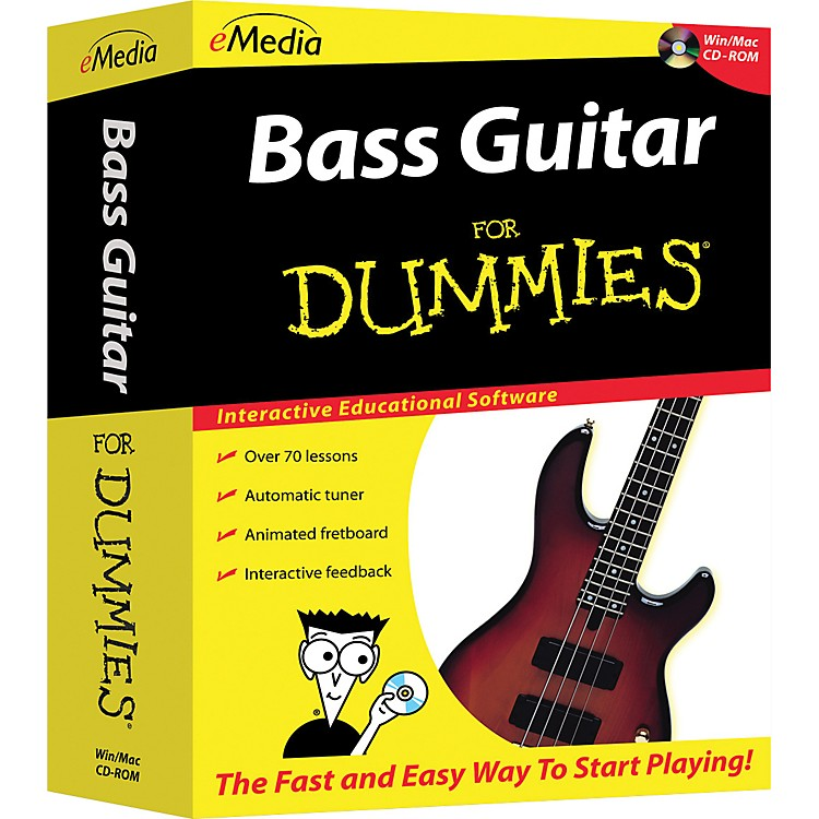 EmediaBass For Dummies CD-ROM