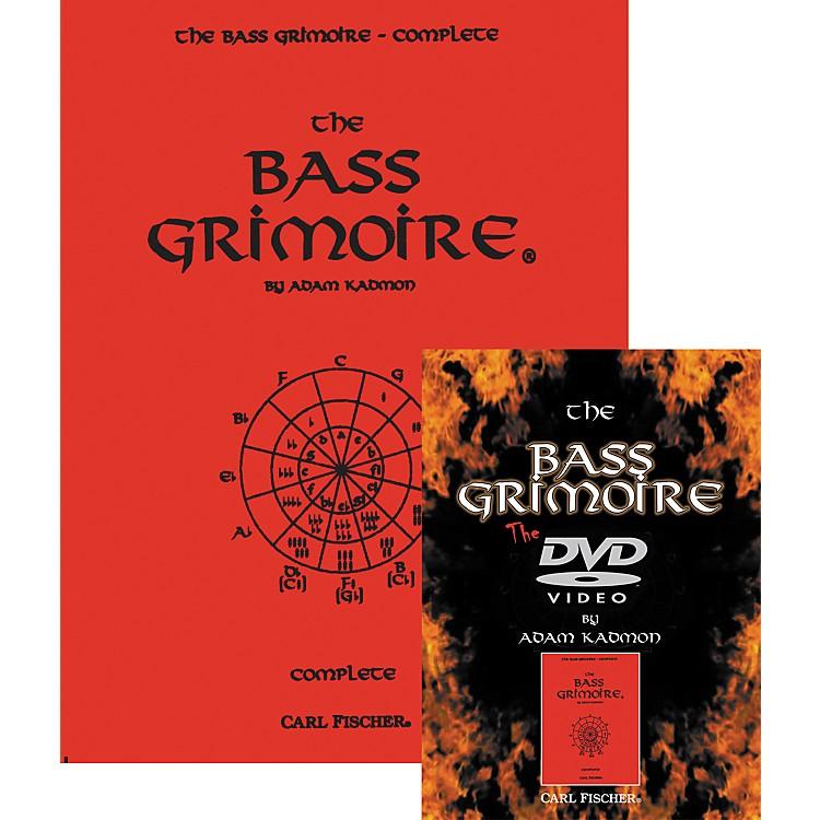 Carl FischerBass Grimoire Book & DVD Package
