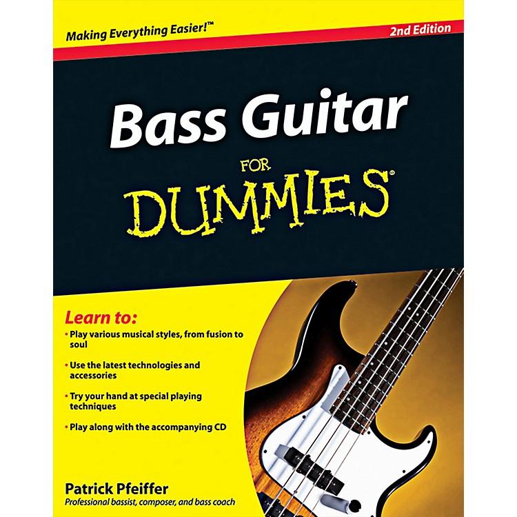 Mel BayBass Guitar for Dummies, 2nd Edition Book/CD Set