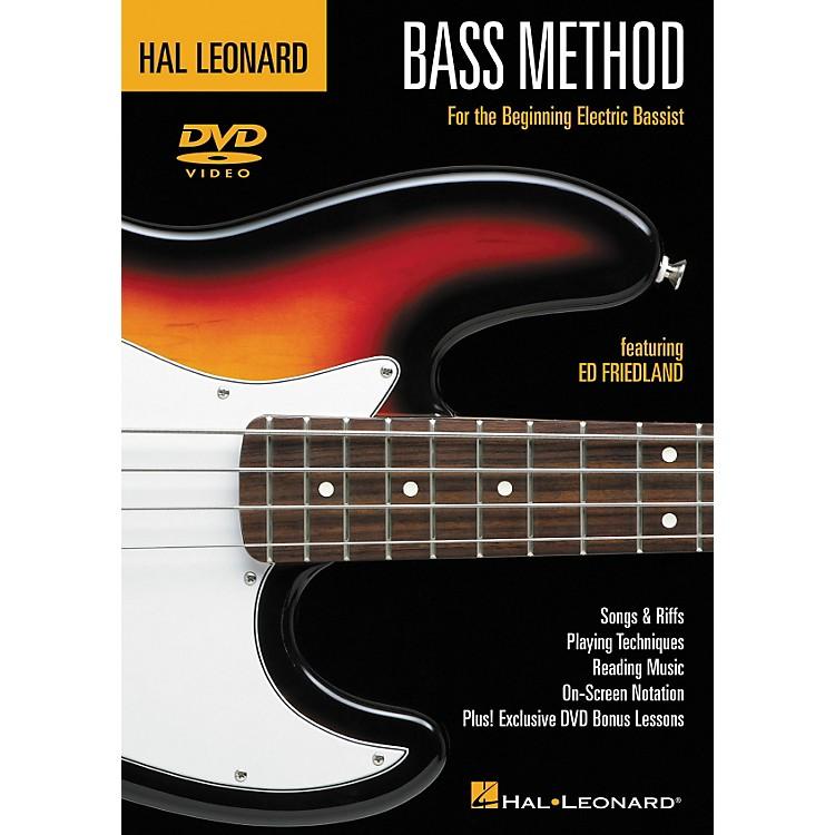 Hal LeonardBass Method (DVD)