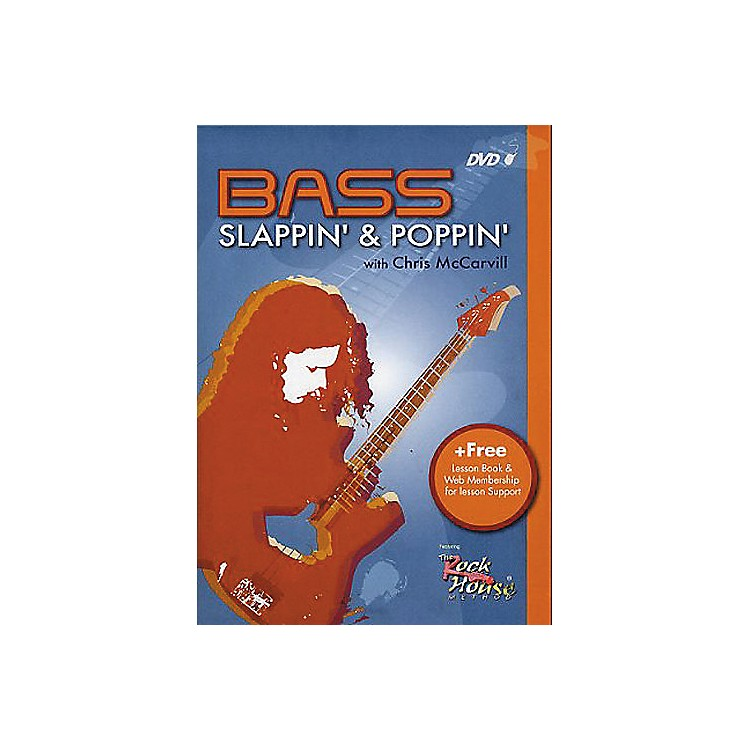 Hal Leonard Bass Slappin' and Poppin' (DVD)