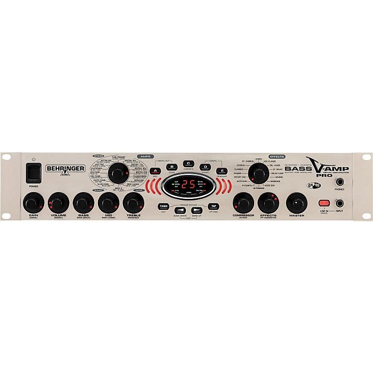 BehringerBass V-AMP PRO Rack Modeling Preamp