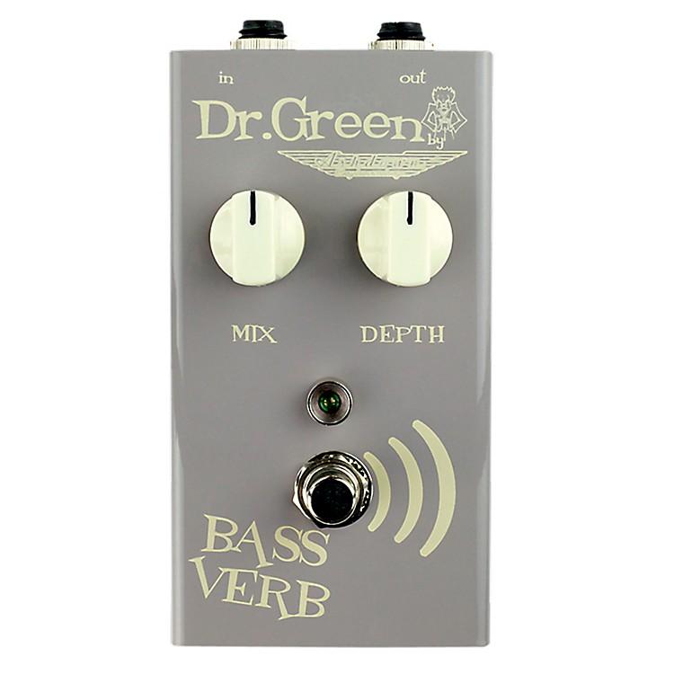 Dr. GreenBass Verb Bass Reverb Guitar Effects Pedal