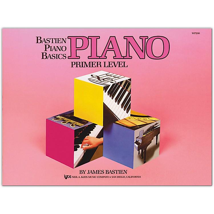 KJOSBastien Piano Basics Piano Primer