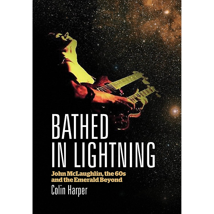 Jawbone PressBathed in Lightning Book Series Softcover Written by Colin Harper