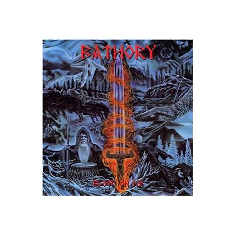Alliance Bathory - Blood on Ice
