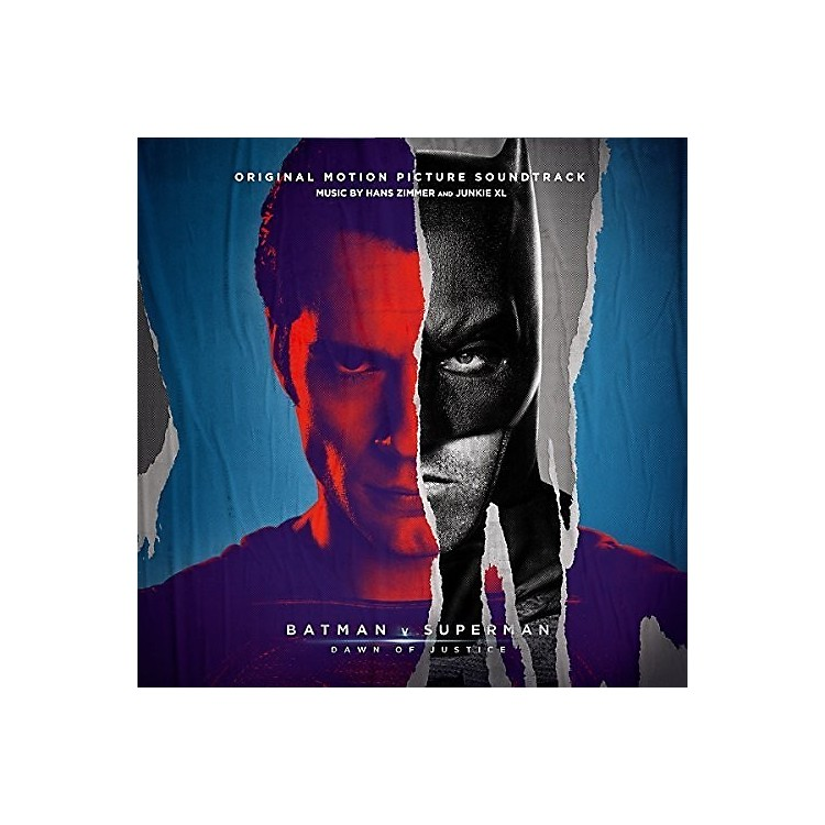 AllianceBatman V Superman: Dawn of Justice (Original Soundtrack)