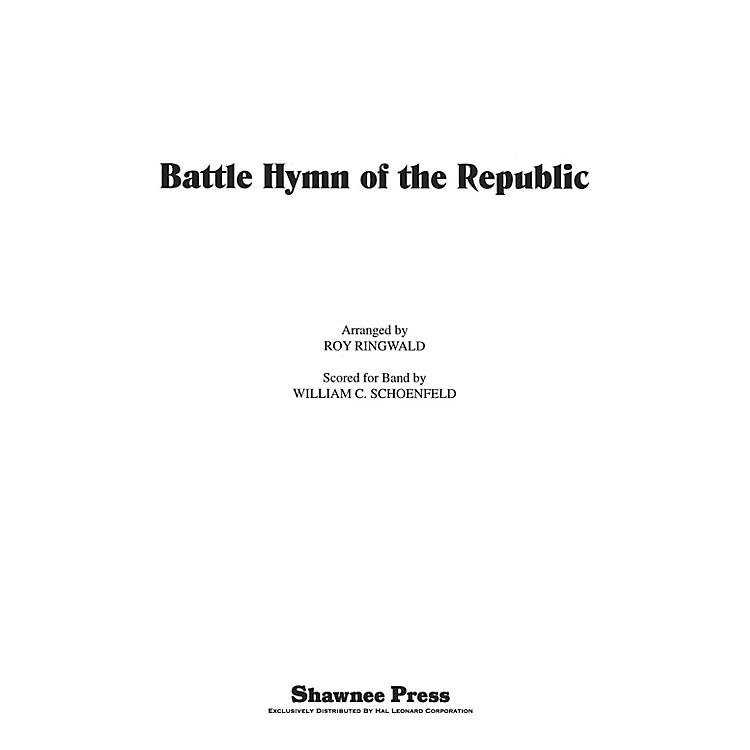 Hal LeonardBattle Hymn of the Republic Score & Parts Arranged by Roy Ringwald