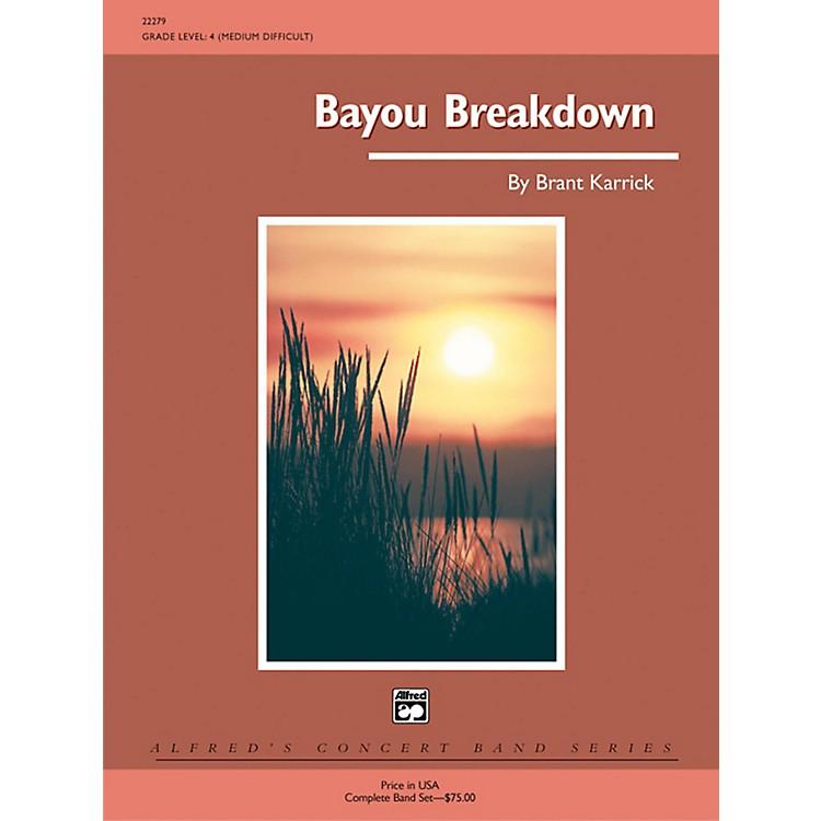 AlfredBayou Breakdown Grade 4 (Medium Difficult)