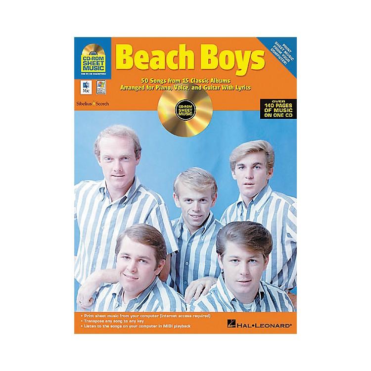 IsongBeach Boys (CD-ROM)