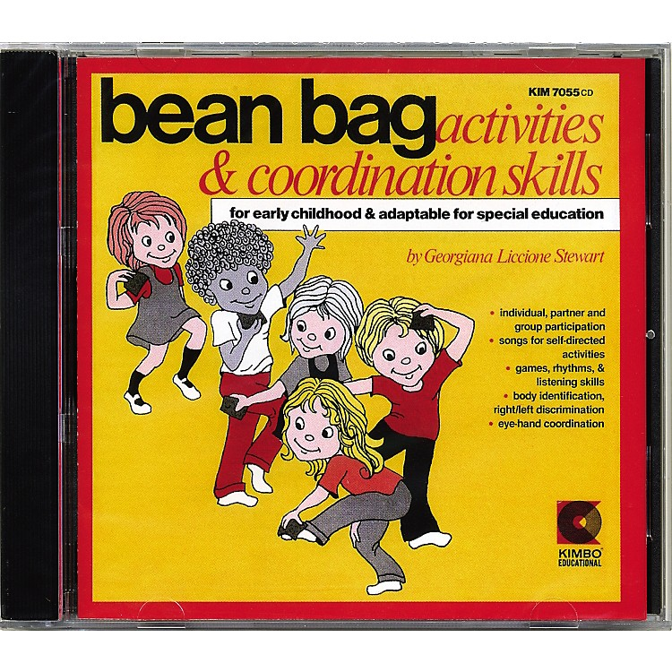 KimboBean Bag Activities