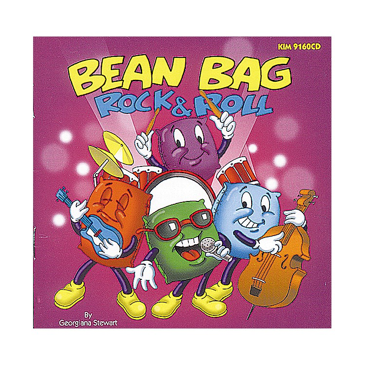 KimboBean Bag Rock & RollCD