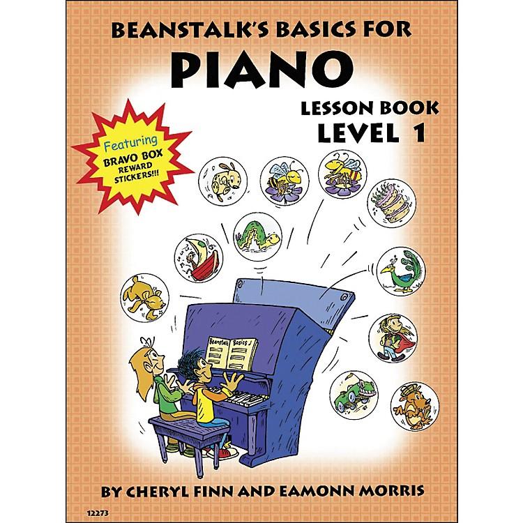 Willis MusicBeanstalk's Basics for Piano Lesson Book Level 1