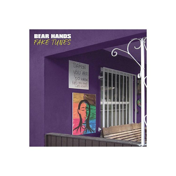 AllianceBear Hands - Fake Tunes