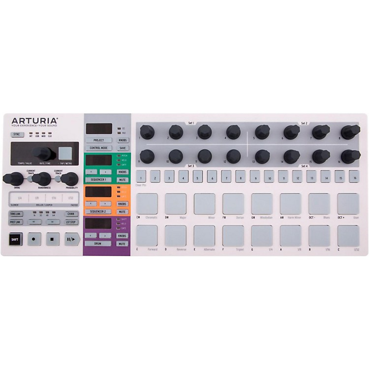ArturiaBeatStep Pro Controller & Sequencer