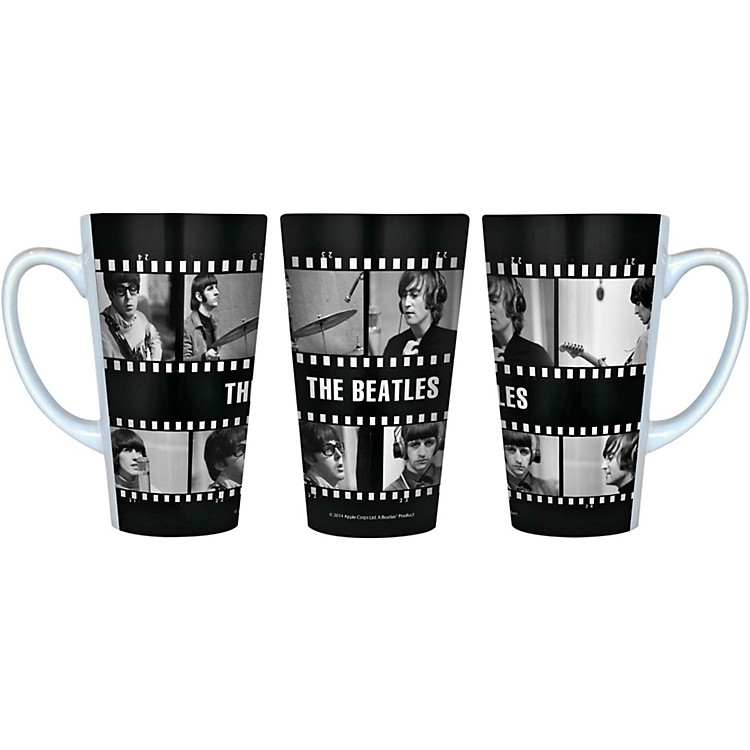 Boelter Brands Beatles Film Negative - Latte Mug 16 oz.