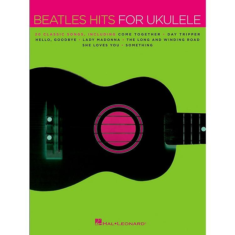 Hal LeonardBeatles Hits For Ukulele