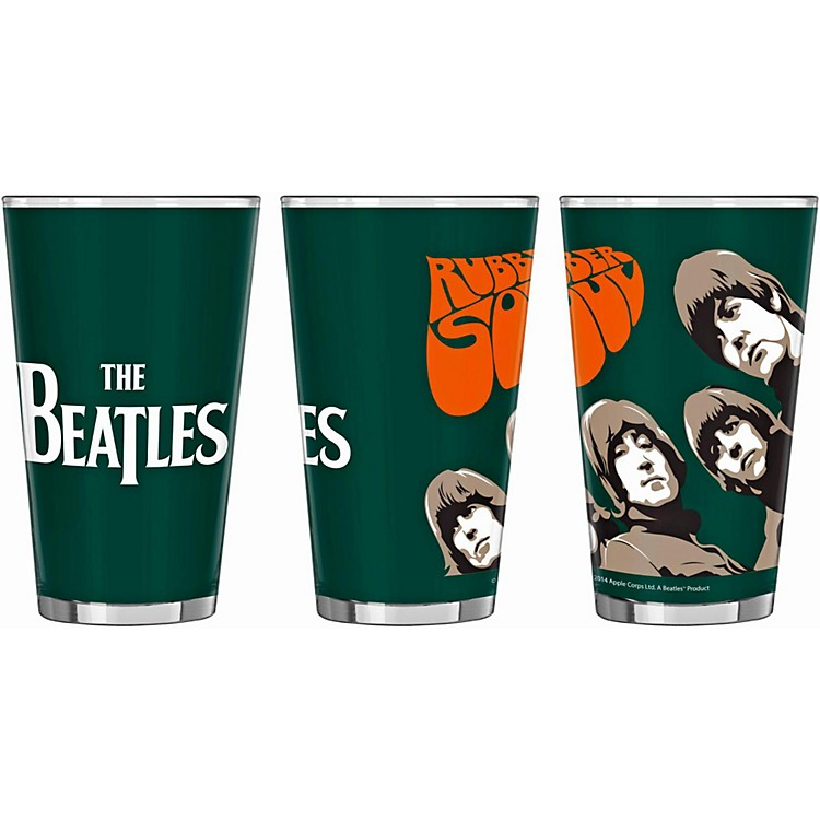 Boelter Brands Beatles Rubber Soul - Sublimated Pint OS 16 oz.