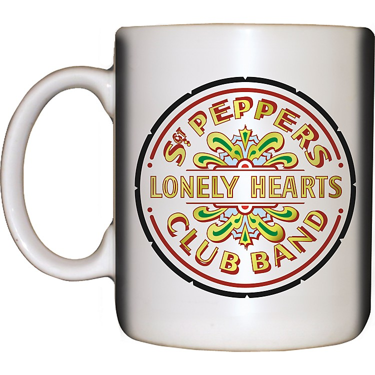 C&D VisionaryBeatles Sgt. Peppers Drum Mug