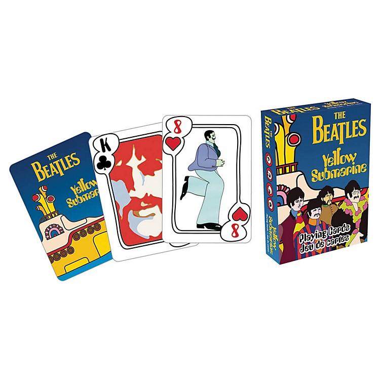 Hal LeonardBeatles Yellow Submarine Playing Cards