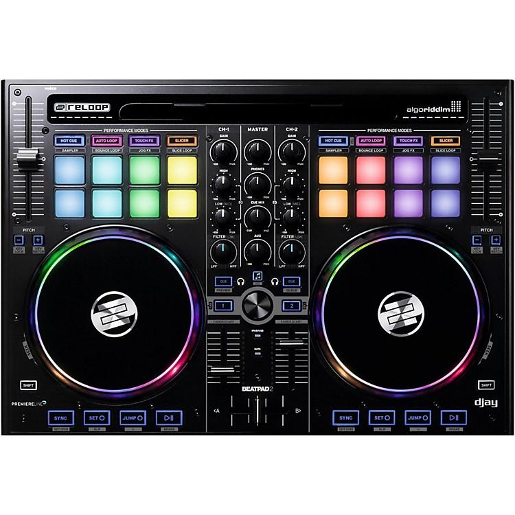 ReloopBeatpad 2 Professional DJ Controller