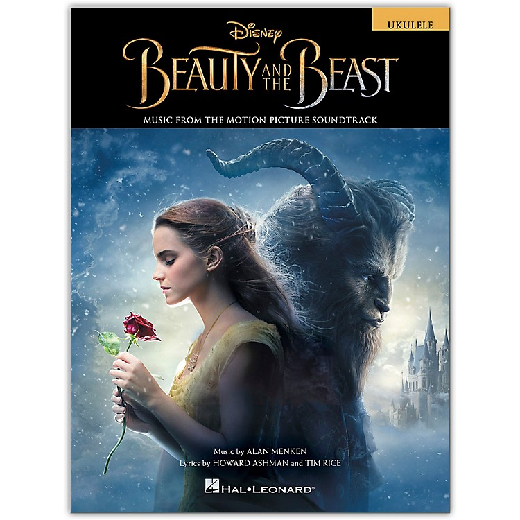Hal LeonardBeauty and the Beast: Ukulele Music from the Motion Picture Soundtrack