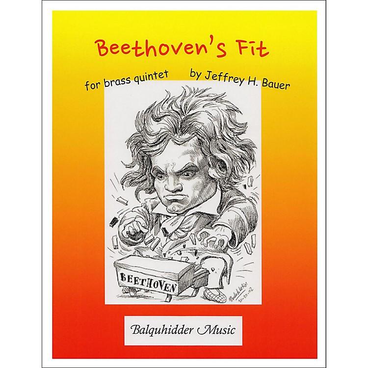 Carl FischerBeethoven's Fit - Brass Quintet