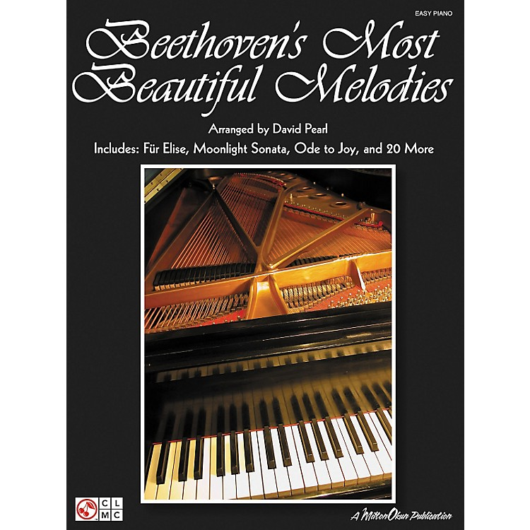 Cherry LaneBeethoven's Most Beautiful Melodies For Easy Piano