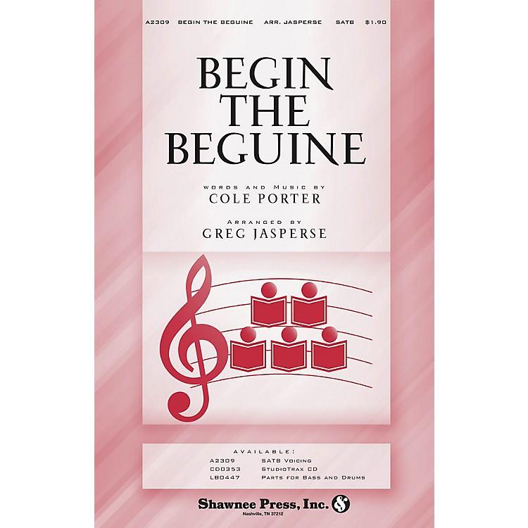 Shawnee PressBegin the Beguine SATB arranged by Greg Jasperse