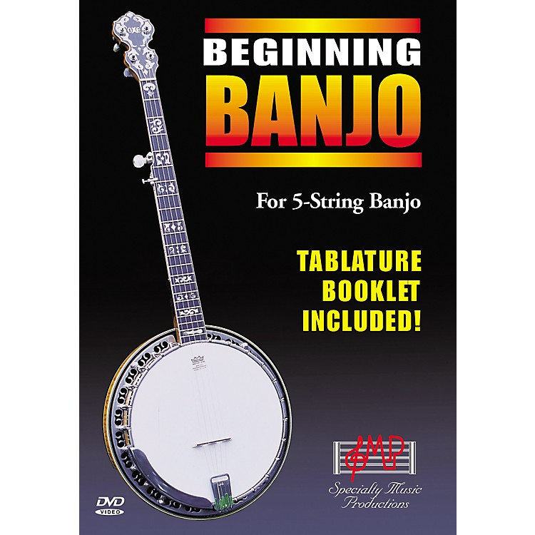 Specialty Music ProductionsBeginning Banjo DVD