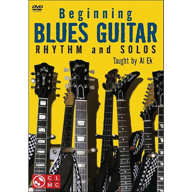 Cherry LaneBeginning Blues Guitar: Rhythm And Solos (DVD)