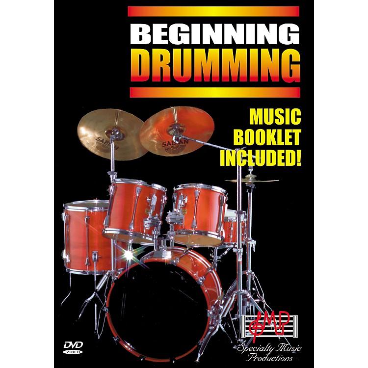 Specialty Music ProductionsBeginning Drumming (DVD)