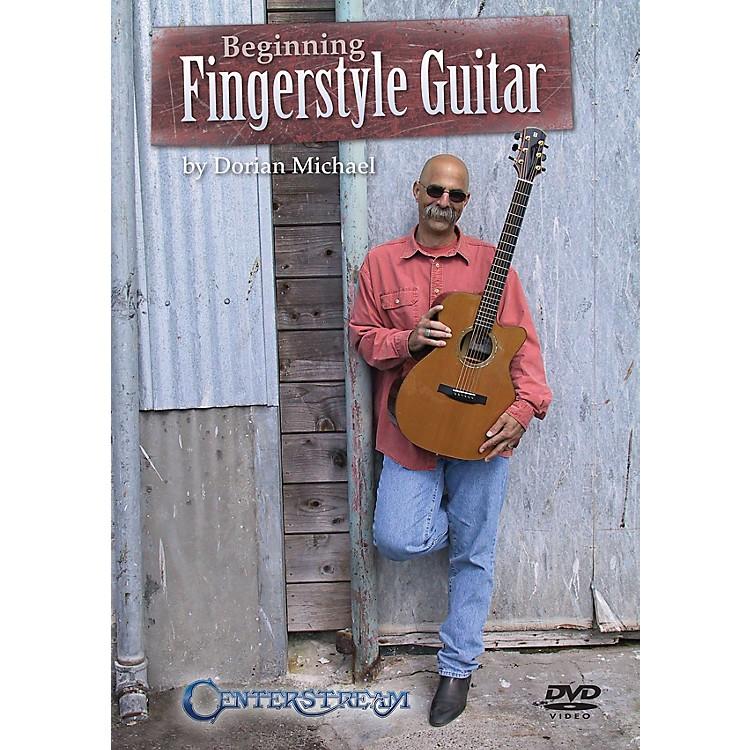 Centerstream PublishingBeginning Fingerstyle Guitar Instructional/Guitar/DVD Series DVD Performed by Dorian Michael