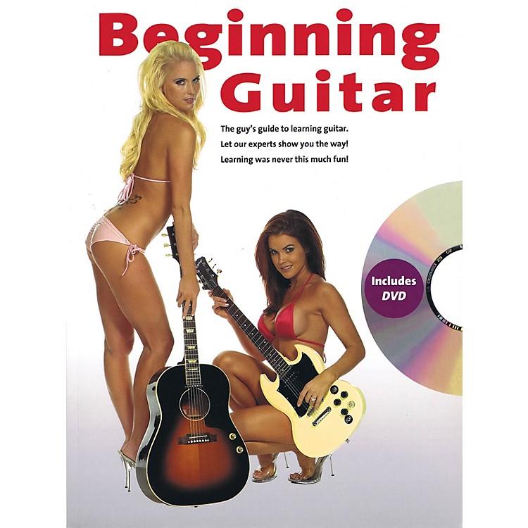 Music SalesBeginning Guitar - The Bikini Method Music Sales America Series Softcover with DVD