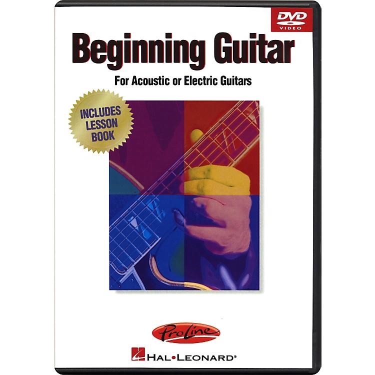 ProlineBeginning Guitar (DVD)